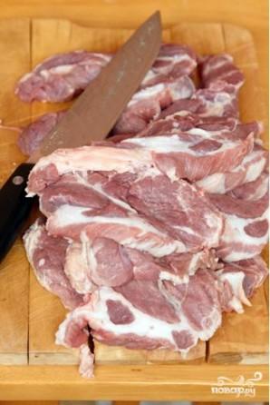 Мясо в винном соусе - фото шаг 4