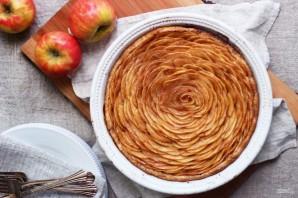 Самый яблочный пирог - фото шаг 7