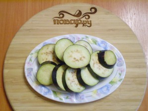 Баклажаны, жаренные на сковороде - фото шаг 3