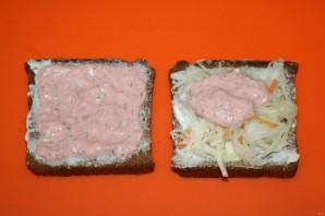 """Сэндвич """"Рубэн"""" - фото шаг 6"""