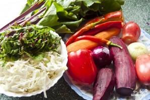 Овощной борщ - фото шаг 2