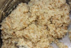 Кукурузные хлебцы с семечками - фото шаг 4