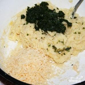 Томатные ньокки с базиликом и сметанным соусом - фото шаг 4