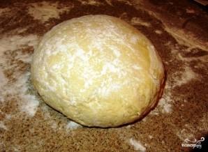 Творожное печенье с безе - фото шаг 6