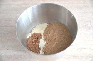 Льняной хлеб на закваске - фото шаг 6