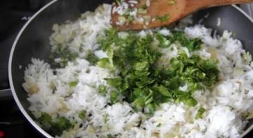 Мусака с баклажанами и рисом - фото шаг 2