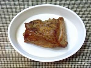 Свинина, запеченная в апельсиновом соусе - фото шаг 5
