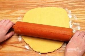 Песочное печенье (простой рецепт) - фото шаг 4