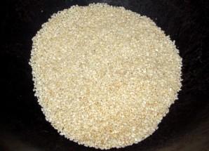 Козинаки из риса - фото шаг 1