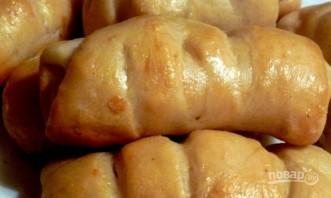 Пирожки с картошкой и сыром - фото шаг 7