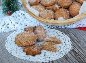 Ржаное печенье с мёдом - фото шаг 9