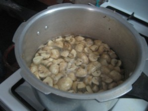 Суп с курицей и гречкой - фото шаг 8