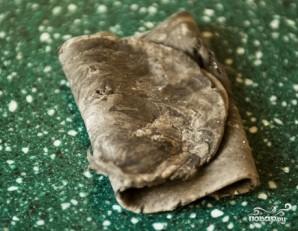 Лапша с чернилами каракатицы - фото шаг 2