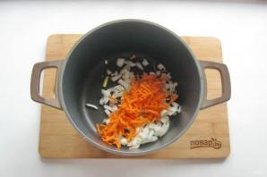 Перец фаршированный мясом и кабачками - фото шаг 5