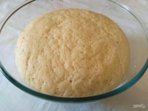 Кукурузный мини-хлеб с моцареллой - фото шаг 6