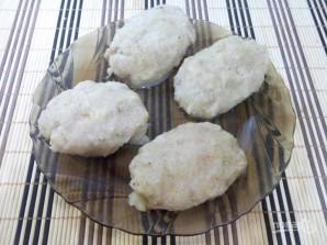 Рыбные котлеты из минтая (очень вкусно) - фото шаг 5