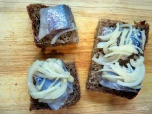 Горчичный соус для селедки - фото шаг 9