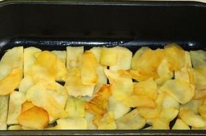 Яичница с яблоками - фото шаг 2