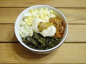 Салат к жареной картошке - фото шаг 6