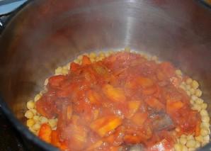Кавказский суп из баранины   - фото шаг 12