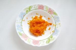 Куриные отбивные в морковном кляре - фото шаг 3