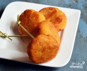 Картофельные котлеты без яиц - фото шаг 6
