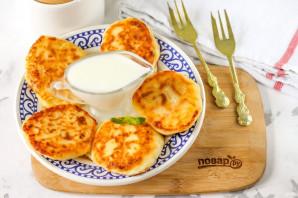 Сырники с содой - фото шаг 8