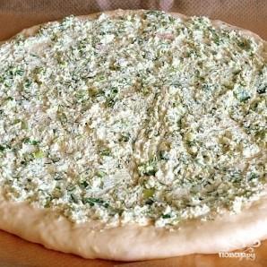 Деревенская пицца - фото шаг 3