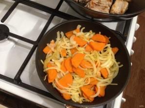 Вкусные свиные ребрышки с картошечкой - фото шаг 4