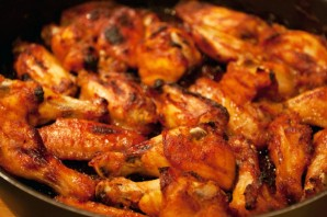 Куриные крылышки в соевом соусе - фото шаг 3
