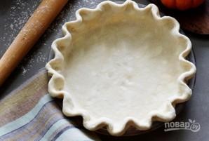Пирог с тыквой и меренгой - фото шаг 1