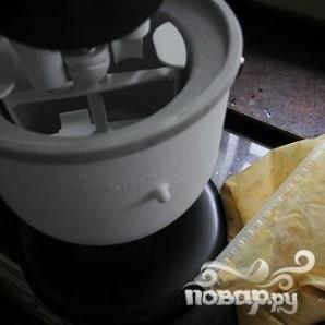 Тыквенное мороженое с печеньем - фото шаг 5