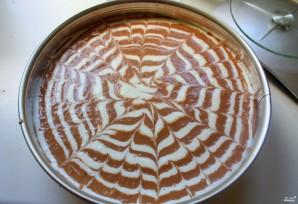 Творожный торт без выпечки - фото шаг 7