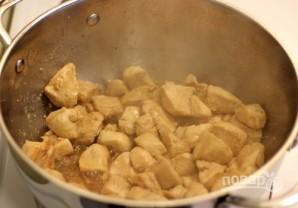Курица с ананасами в кисло-сладком соусе - фото шаг 3