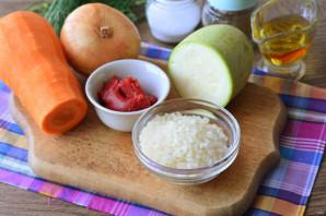 Овощные фрикадельки - фото шаг 1