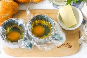 Яйца бенедикт от Гордона Рамзи - фото шаг 2