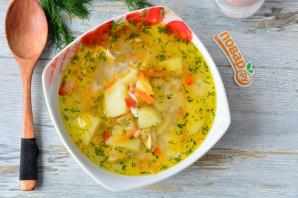 Суп с красным острым перцем - фото шаг 9