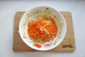 Капуста с чесноком и морковью - фото шаг 4