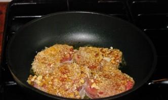 Ромштекс из говядины в духовке - фото шаг 6