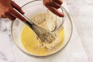 Кексы творожные в формочках - фото шаг 4