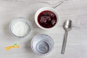 Творожный десерт с маршмеллоу - фото шаг 3