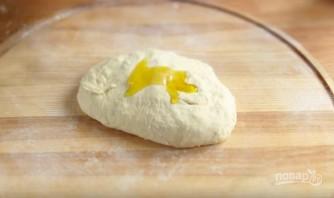 Фокачча с сыром - фото шаг 4