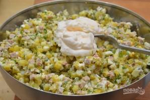 Салат из мяса - фото шаг 12