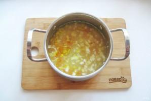 Грибной суп с молоком - фото шаг 4