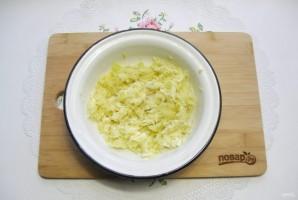 Свиная шейка в панировке из картофеля - фото шаг 6