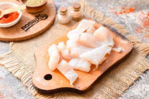 Рыбный суп со сметаной