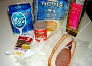Сэндвич со свининой - фото шаг 1