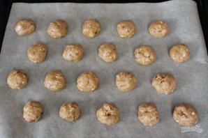 Печенье с орехами - фото шаг 7