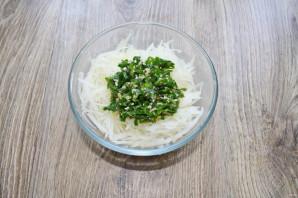 Китайский картофельный салат - фото шаг 12