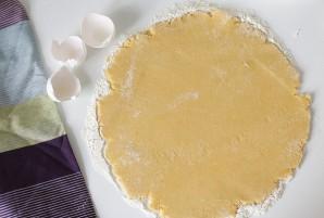 Песочный пирог со смородиной - фото шаг 4